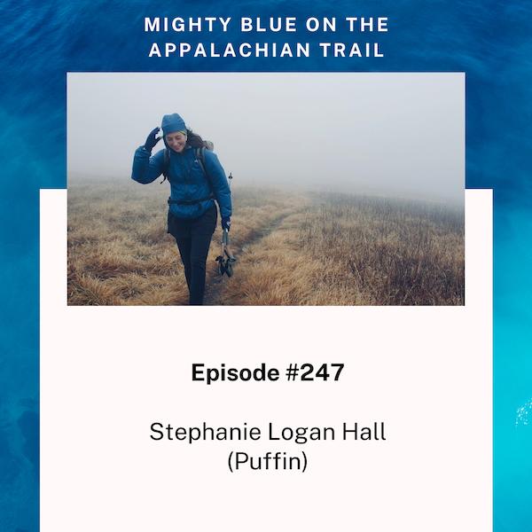 Episode #247 - Stephanie Logan Hall (Puffin)