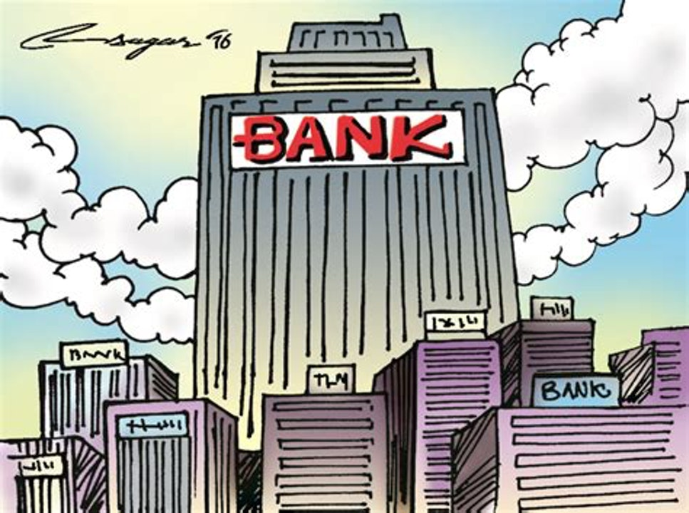 How startups can work with banks