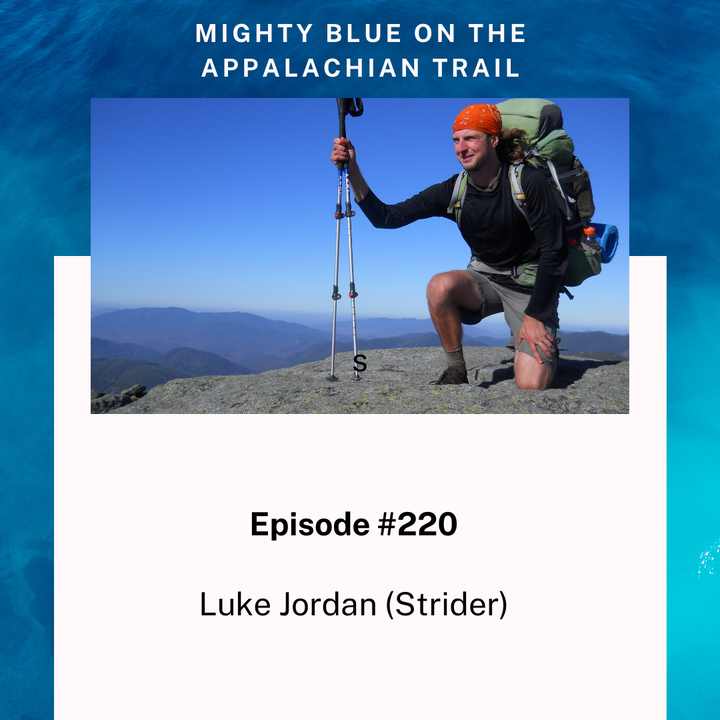 Episode #220 - Luke Jordan (Strider)