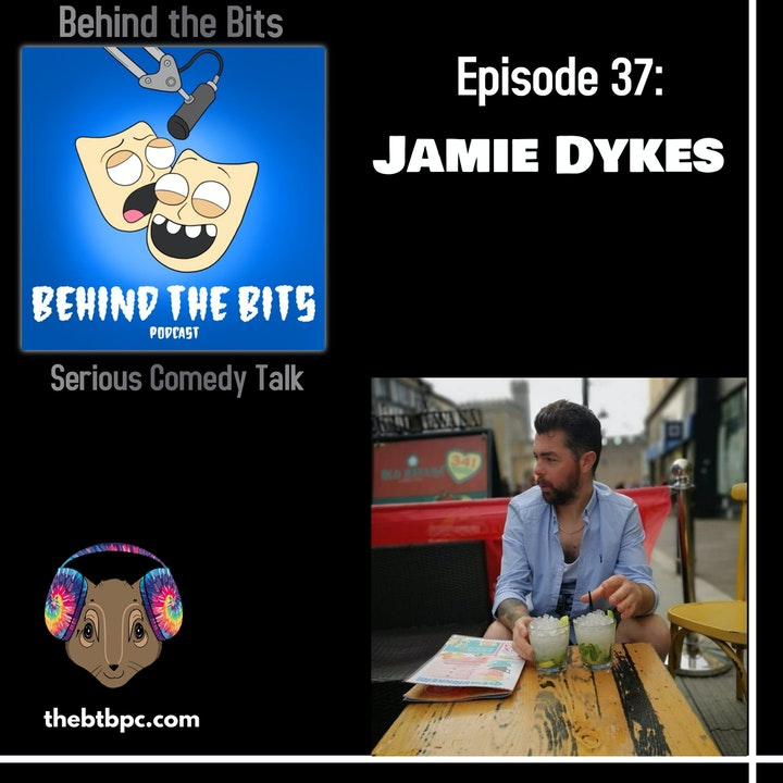 Episode 37: Jamie Dykes