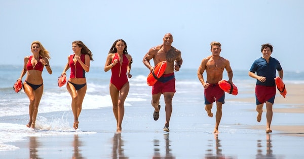 Midweek Mention... Baywatch Image