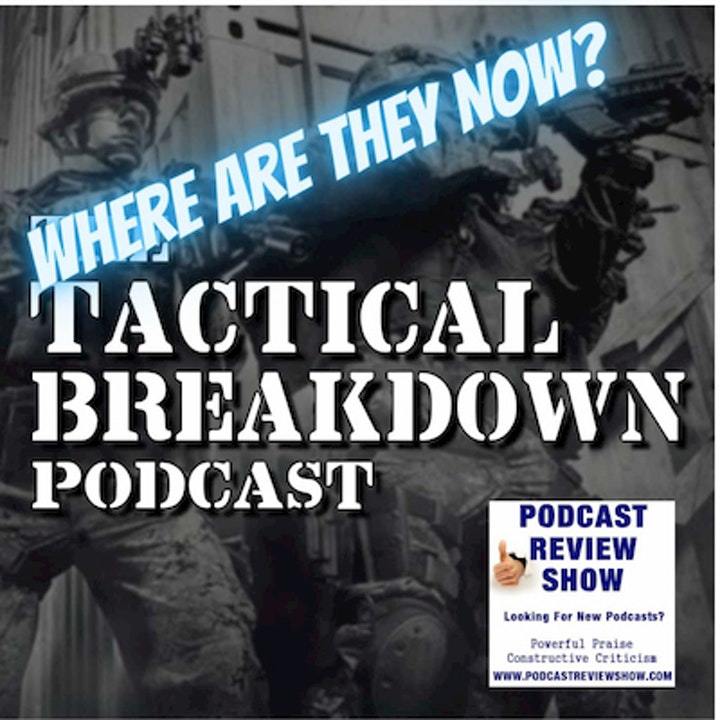 Where are They Now? Adam Kinakin From Tactical Breakdown