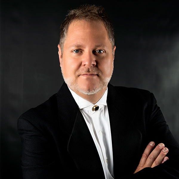 Joseph Caulkins, Conductor and Artistic Director of Key Chorale, Joins the Club Image