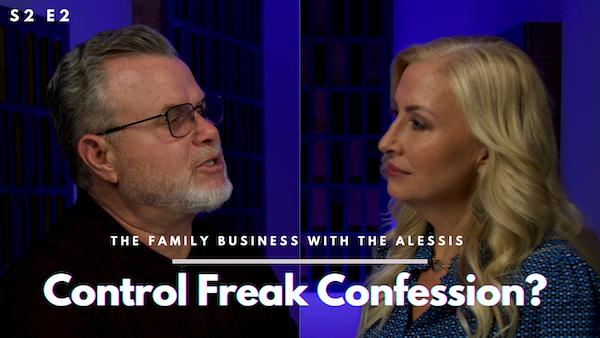 Confessions of a Control Freak | S2 E2 Image
