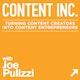 Content Inc with Joe Pulizzi Album Art