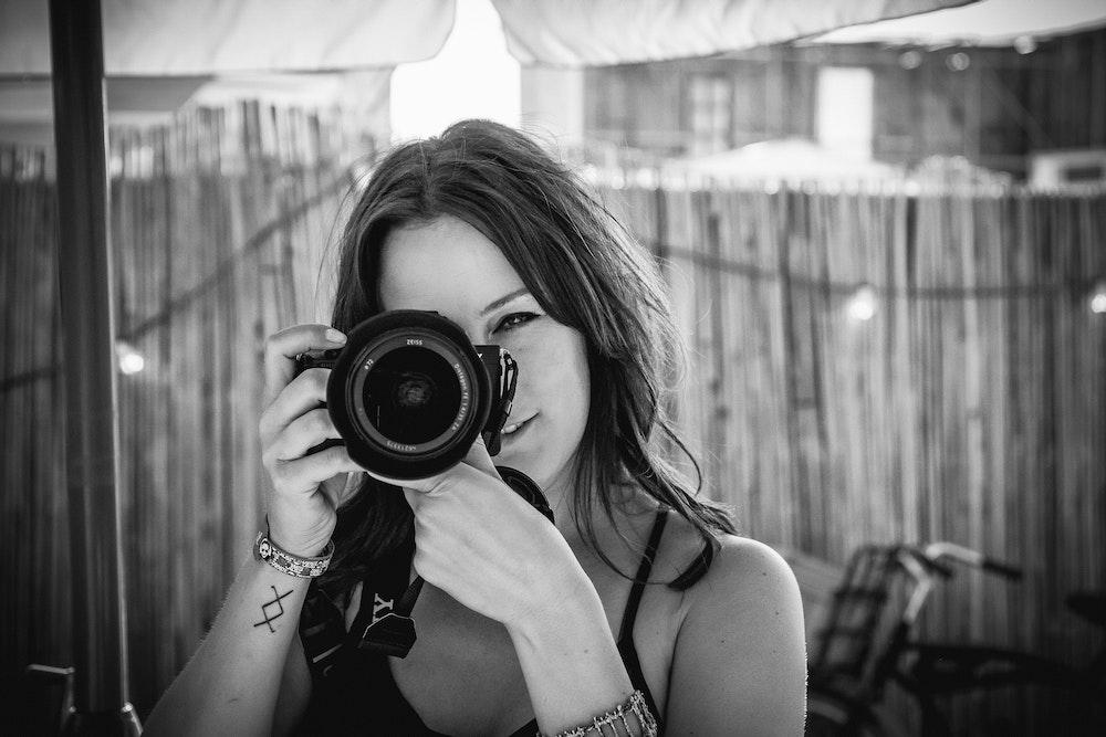Music Documentary Photographer and Sony Europe Ambassador, Maaike Ronhaar