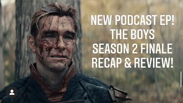 E51 The Boys Season 2 Finale Episode 8 Recap & Review Image