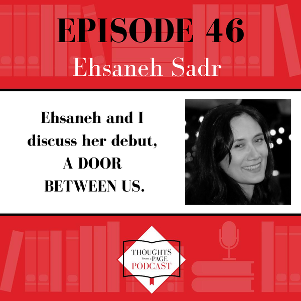 Ehsaneh Sadr - A DOOR BETWEEN US