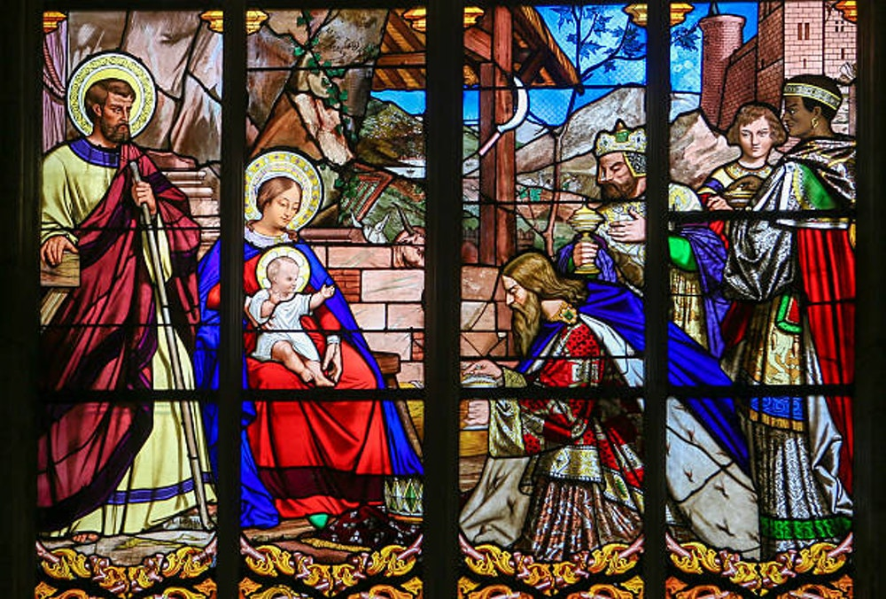 Happy Feast of the Epiphany of our Lord!