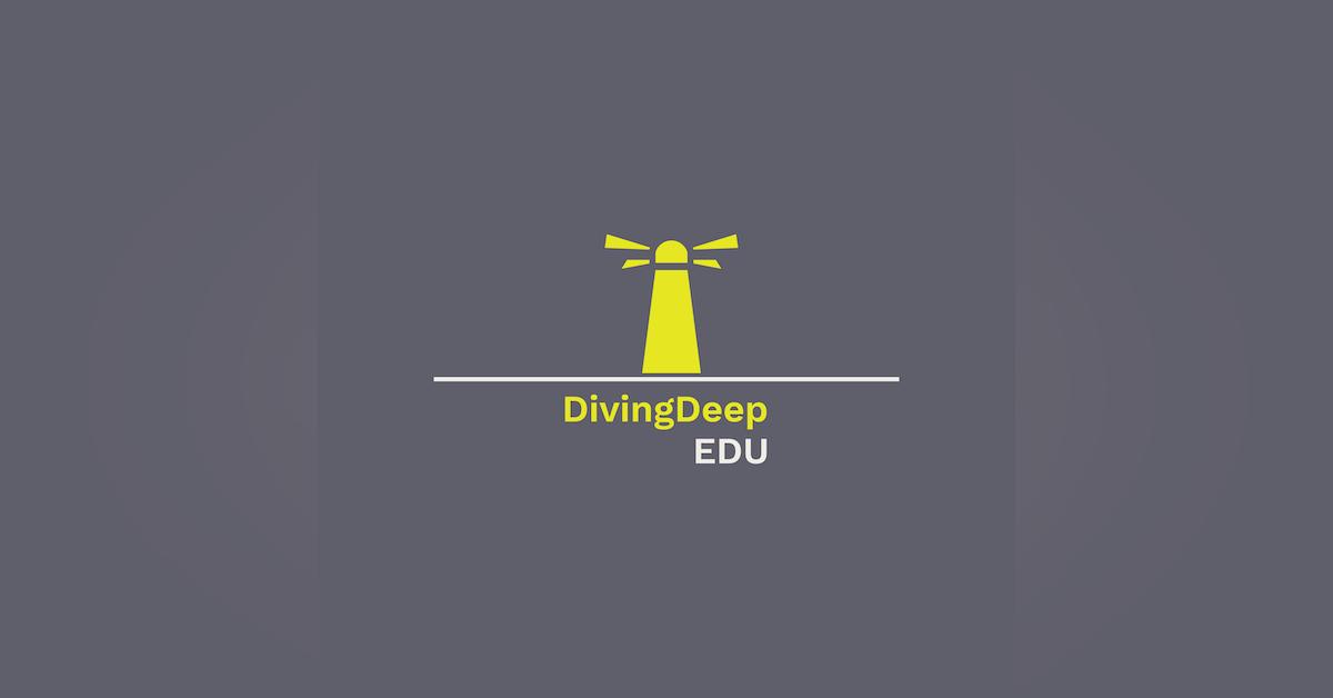 DivingDeepEDU Newsletter Signup
