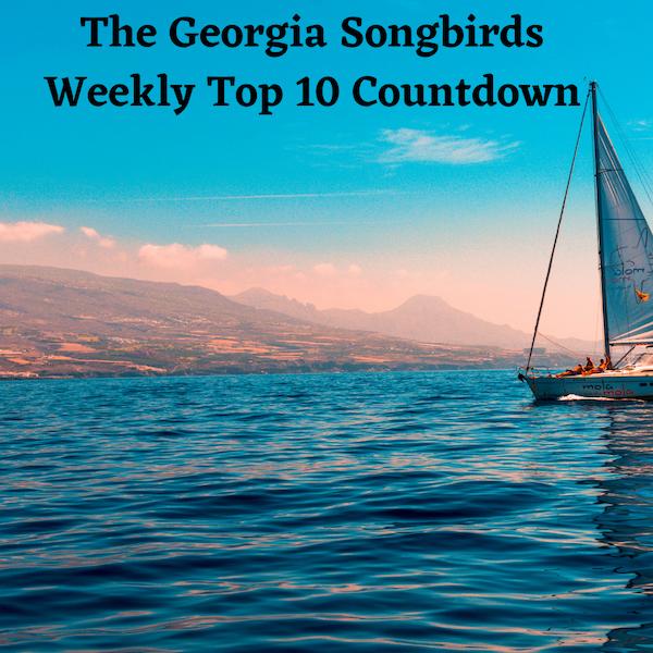 Georgia Songbirds Weekly Top 10 Countdown Week 41 Image