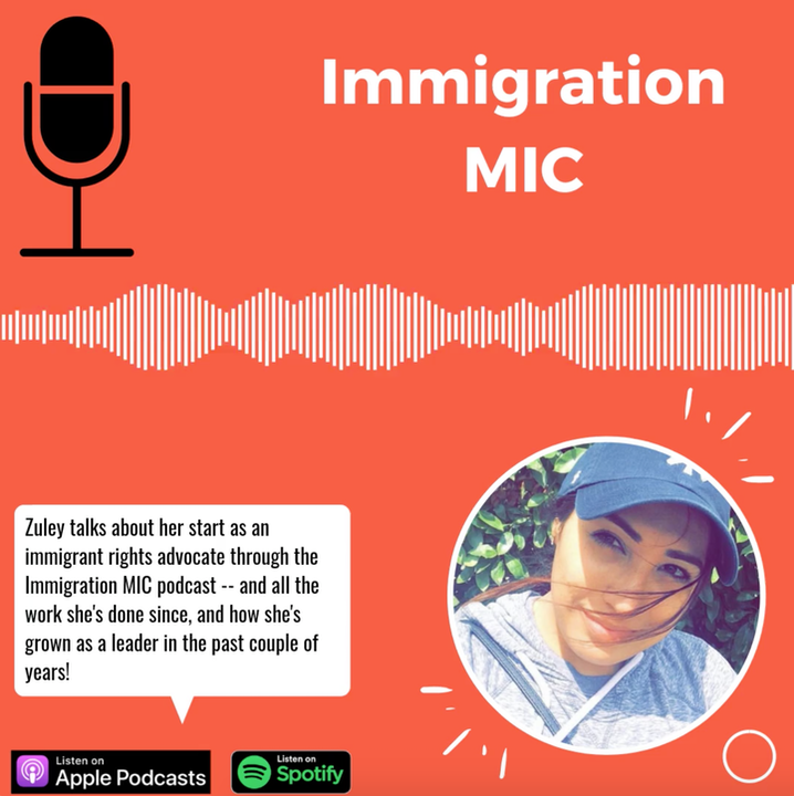 Zuley's Immigration Activism on Long Island! (Inspired By Immigration MIC)