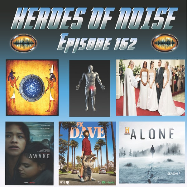 Episode 162 - Dave S2, Awake, and Alone Image