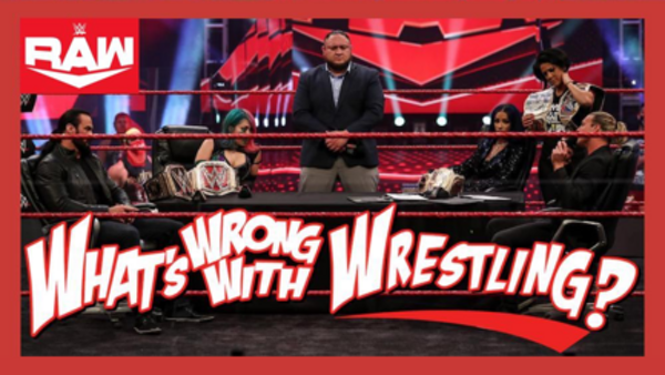THE HORRIBLE SHOW - WWE Raw 6/29/20 & SmackDown 6/26/20 Recap Image