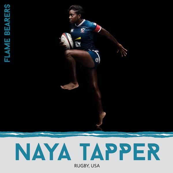 Naya Tapper (USA): Redefining Beauty & Supporting Black Lives Matter Image