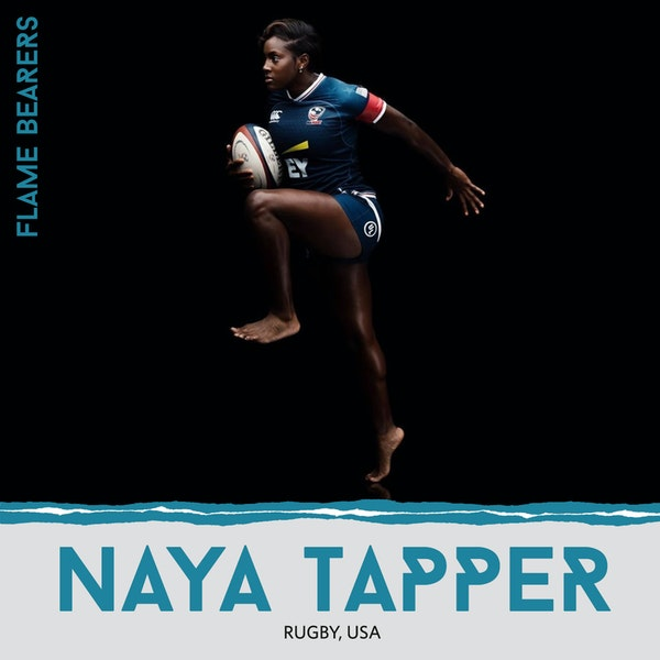 Naya Tapper (USA): Redefining Beauty & Supporting Black Lives Matter Image