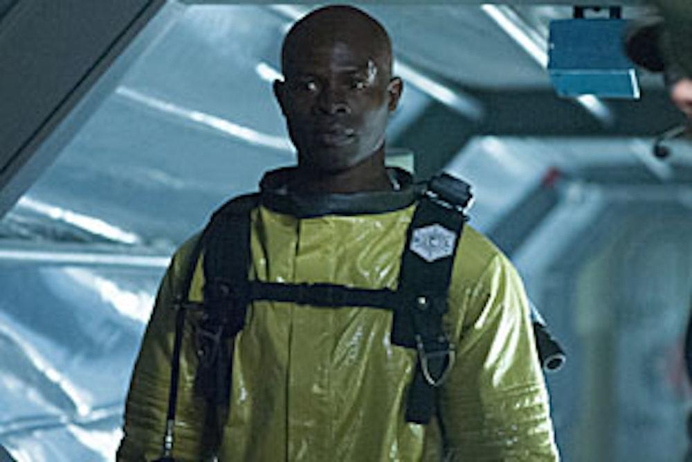 """INTERVIEW: Djimon Hounsou On """"AIR"""""""