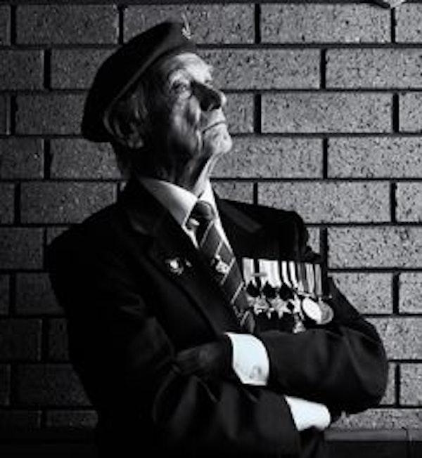 41 Wilf Shaw 4 - A last coffee - WW2 history - Interview Image