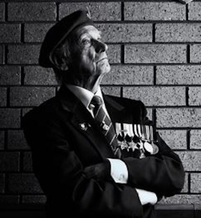 41 Wilf Shaw 4 - A last coffee - WW2 history - Interview