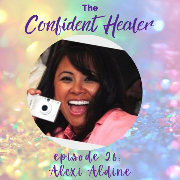 Alexi on Confidence, Self-Trust and Getting Unstuck Image
