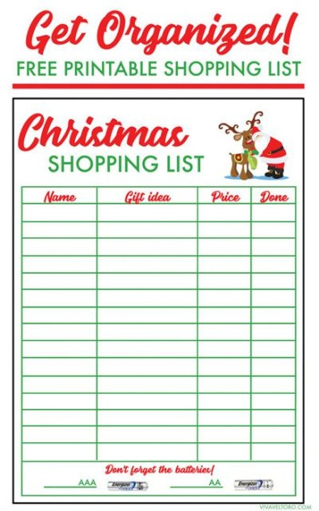 Will you be making a list this year?