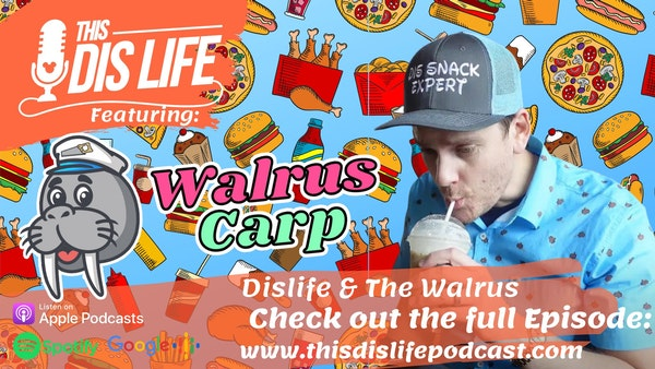 DisLife and the Walrus Image