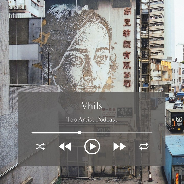 Street Artist Vhils on His Iconic Art Style and Creative Process