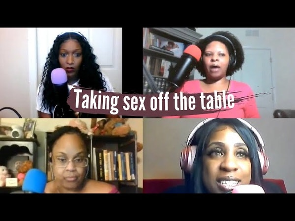 Taking sex off the table & preparing for marriage
