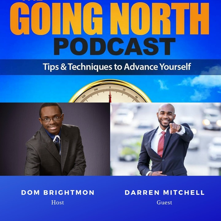 "117 - ""Leaving an Inspirational Legacy"" with Darren Mitchell"