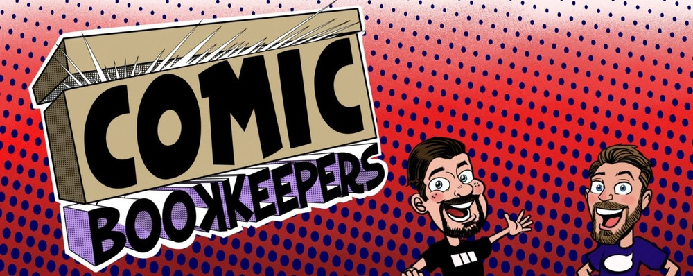 Podcast Promo: Comic Book Keepers