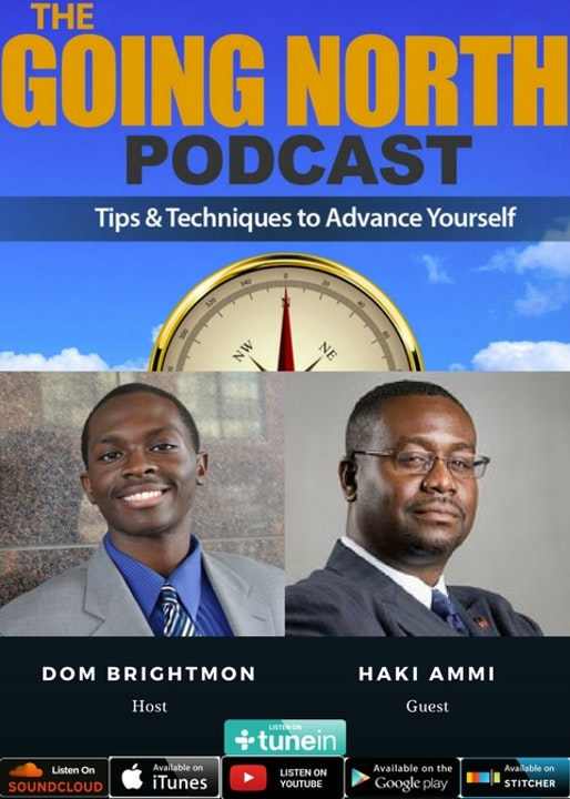 """16 - """"Mission Unstoppable"""" with Haki Shakur Ammi (@SuccessScholar1)"""