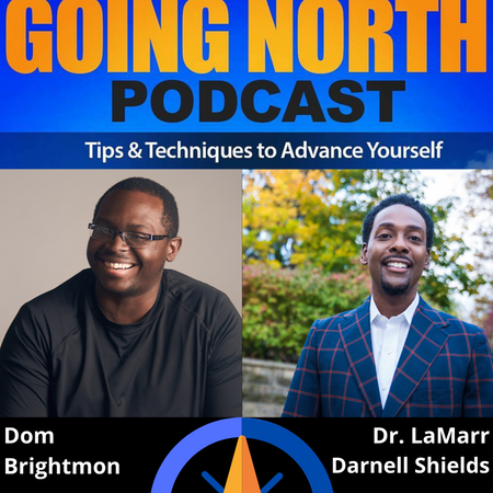 "Ep. 316 – ""Ubuntu Leadership"" with Dr. LaMarr Darnell Shields (@LaMarrDShields) Image"