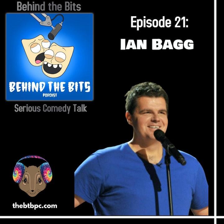 Episode image for Episode 21: Ian Bagg