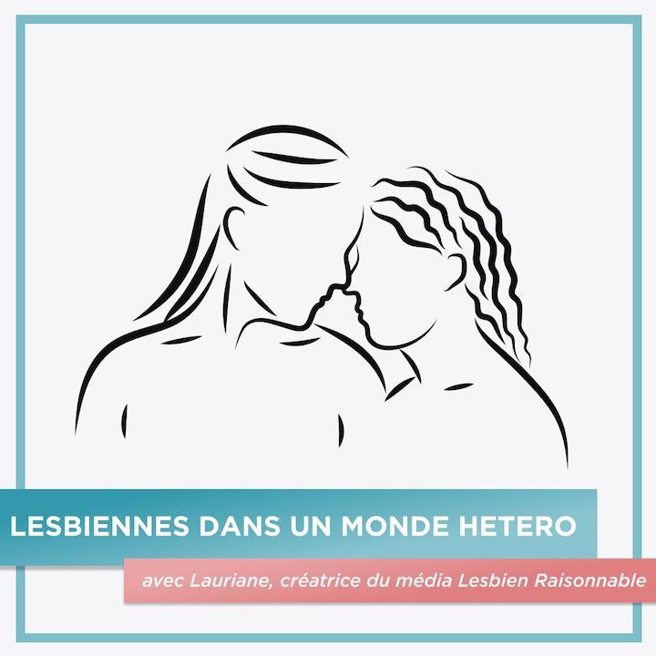Lesbiennes dans un monde hétéro - Les médias