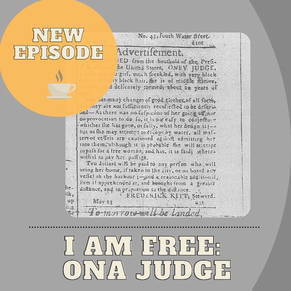 I Am Free: Ona Judge Image