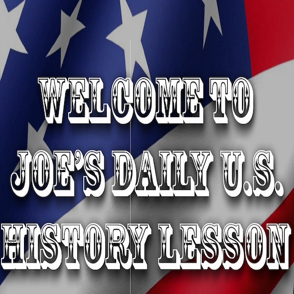 Joes US Daily History Lesson Image