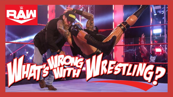 HE'S NOT A SEXY BOY! SUMMERSLAM PREVIEW - WWE Raw 8/17/20 & SmackDown 8/14/20 Recap Image