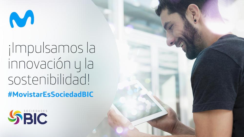 Movistar, primera telco en Colombia reconocida por su compromiso con el desarrollo sostenible