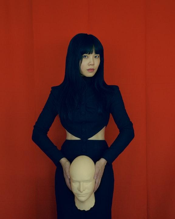 Fashion and portrait photographer, Sony Alpha Female Grant winner Michelle Watt Image