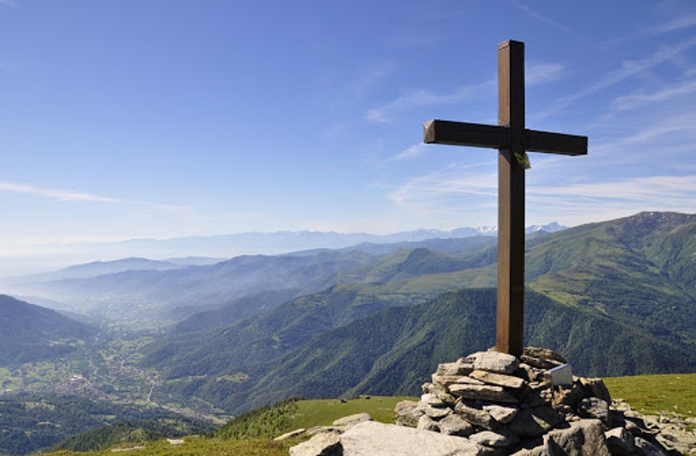 The Cross: The Basis For Morality, Part 2 of 2