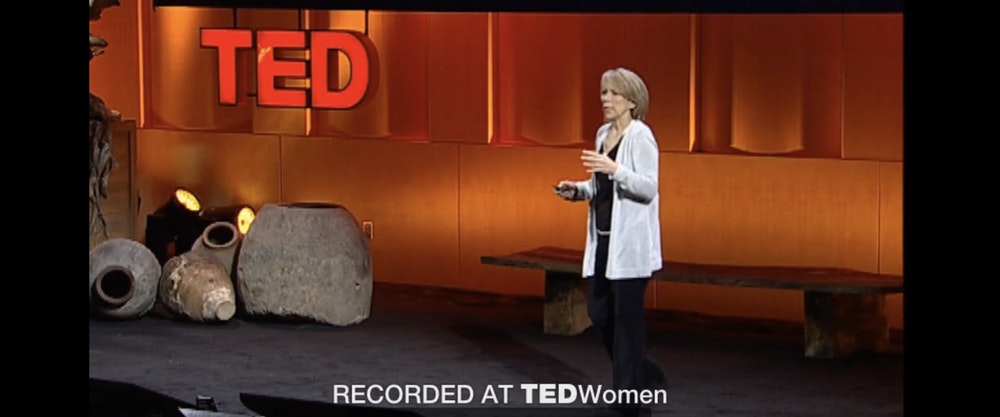 Liza Donnelly's Cartooning World as Seen on TED