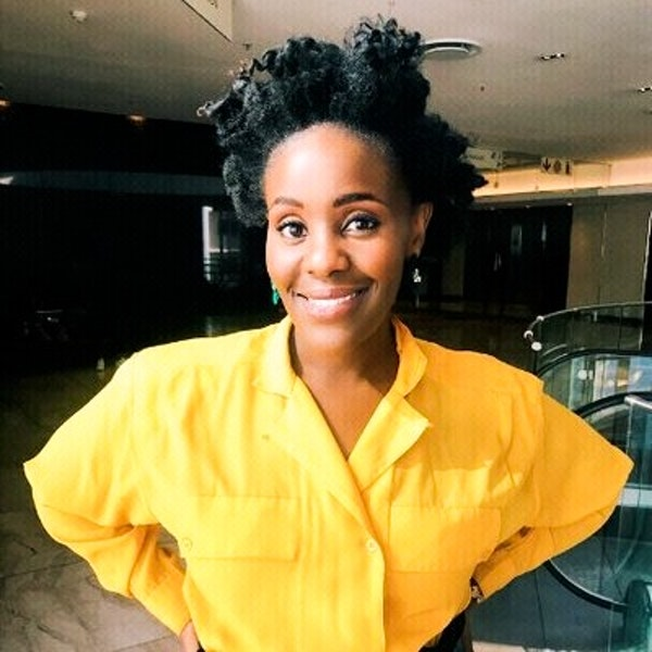 #4: Tiyani Majoko - Founder of Anu and Lawyer Who Came to the U.S. to Build and Scale Businesses