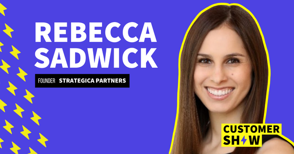 Why Marketers Should Create Negative Personas with Rebecca Sadwick Image