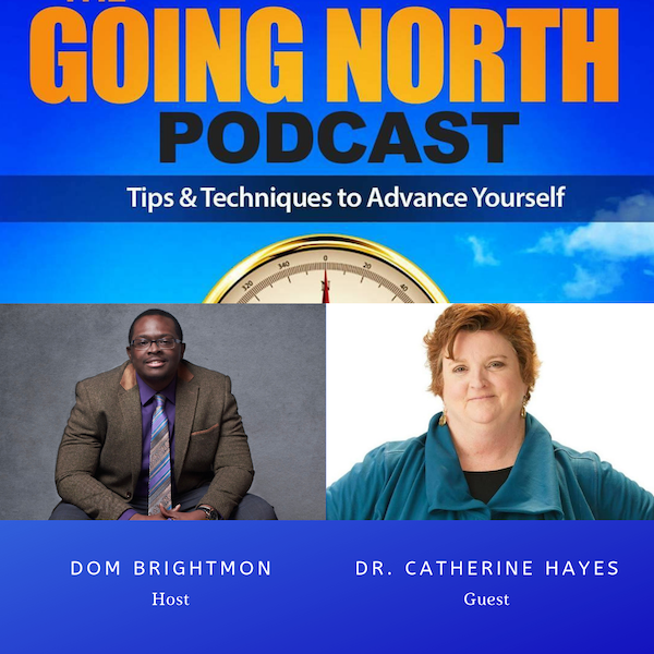 """153 - """"Everything Is Going to Be Okay"""" with Dr. Catherine Hayes (@coachchayes) Image"""