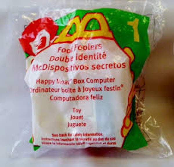 McDonald's Plan to Curtail Plastic Use in Happy Meal Toys