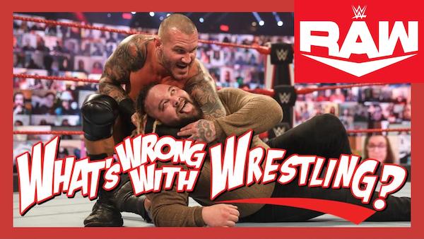 LET'S GET RANDY - WWE Raw 12/7/20 & SmackDown 12/4/20 Recap Image