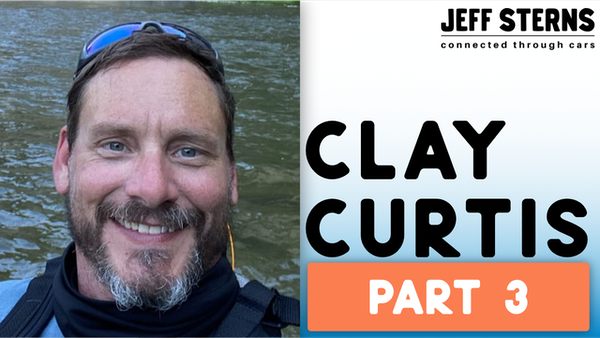 CLAY CURTIS- PART 3! Wrecking Lotuses, Bentleys and Rolls-Royces>before the drives ever began! Crabs Image