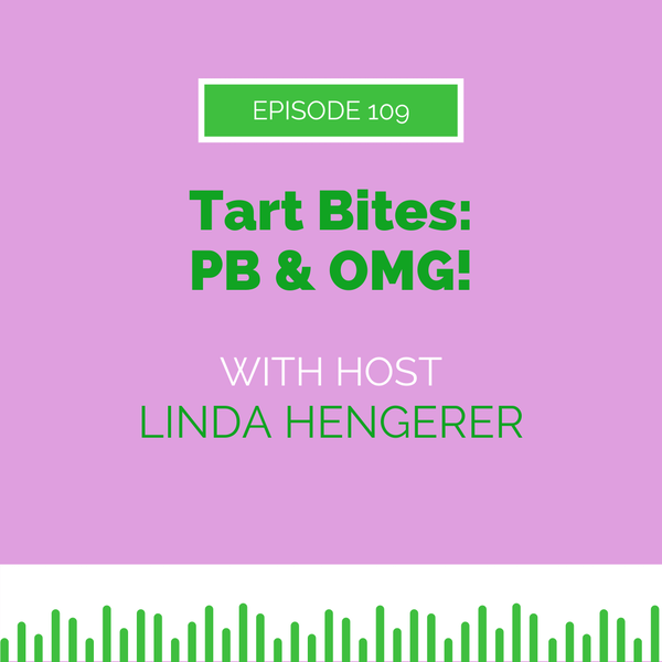 Tart Bites: PB & OMG!