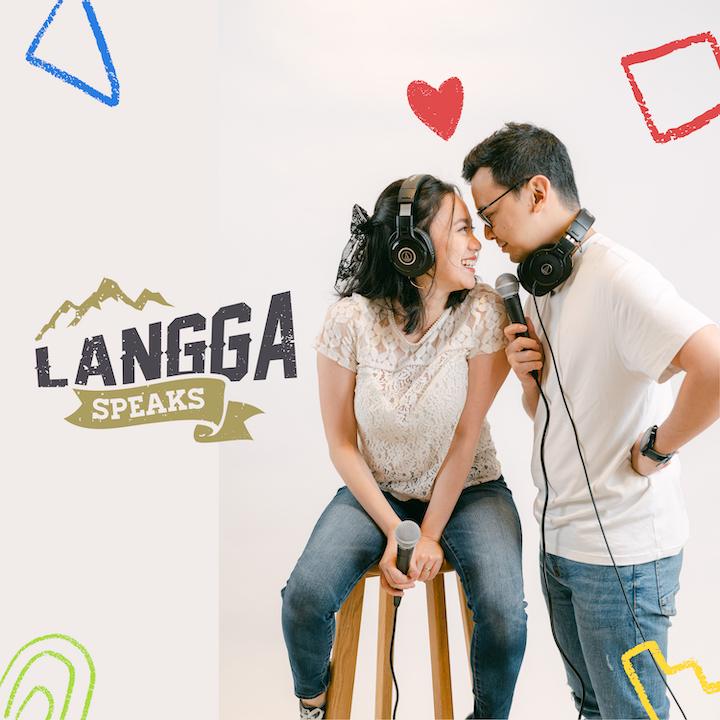 Langga Speaks Podcast Trailer