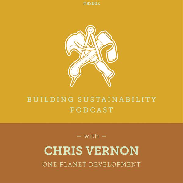 One Planet Development - Chris Vernon Image